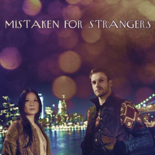 Mistaken For Strangers [an Elementary ficmix]