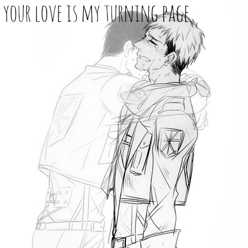 your love is my turning page