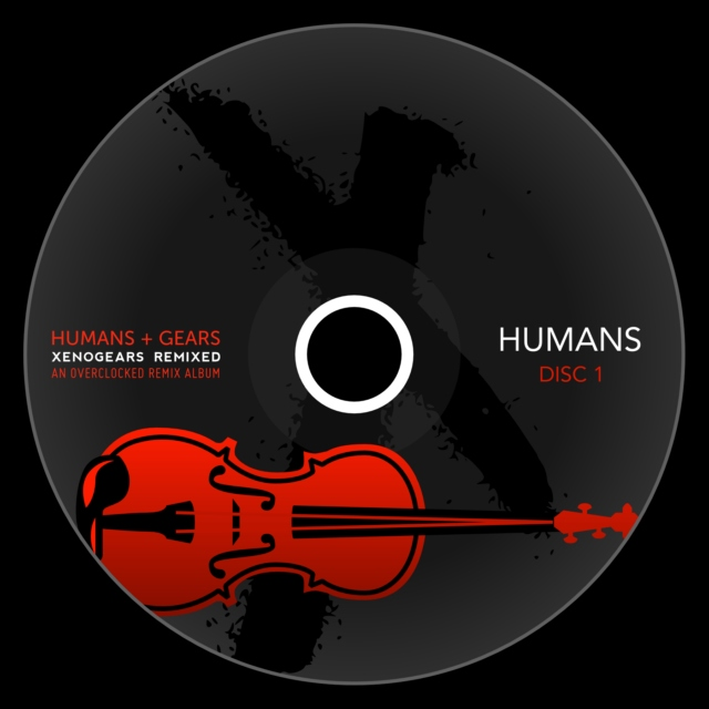 Xenogears: Humans (Disc 1)