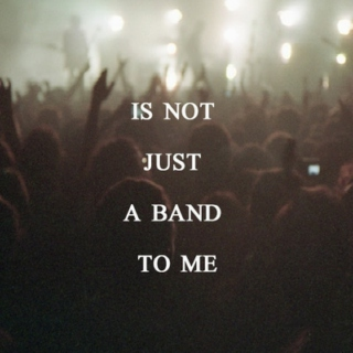 ♡ i like bands more than i like you ♡