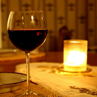 Red wine (just a glass or two)