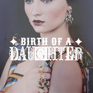 birth of a daughter.