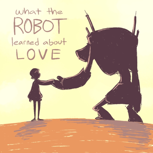 what the robot learned about love