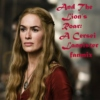 And the Lion's Roar: A Cersei Lannister fanmix