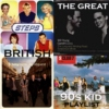 the GREAT BRITISH 90s kid playlist