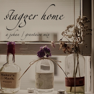 stagger home