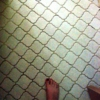 white rabbit under grey skies