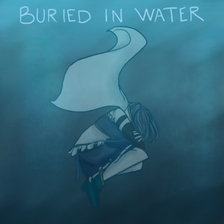 Buried In Water