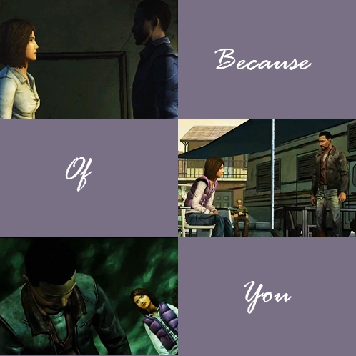 Because Of You - A CarLee Fanmix