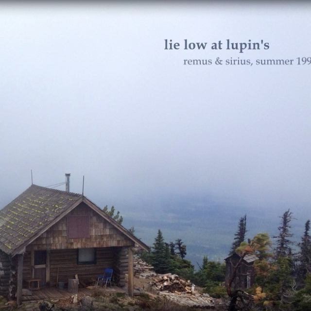 lie low at lupin's