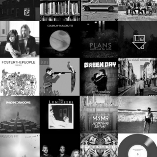 Favorite Bands Mix