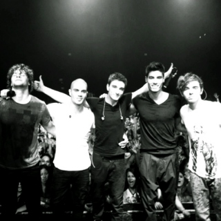 just a the wanted gig