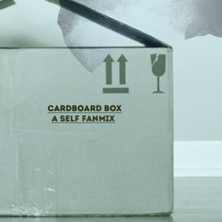 Cardboard Box ♧ Fanmix yourself