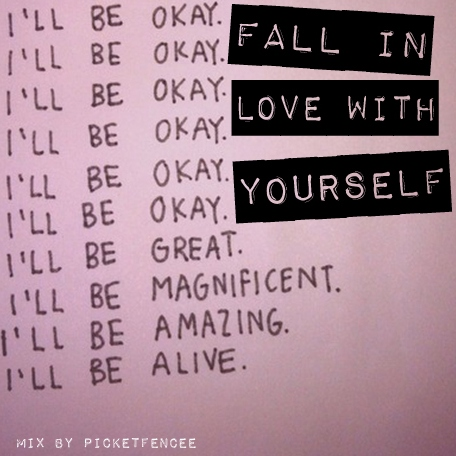 8tracks Radio Fall In Love With Yourself 10 Songs Free And