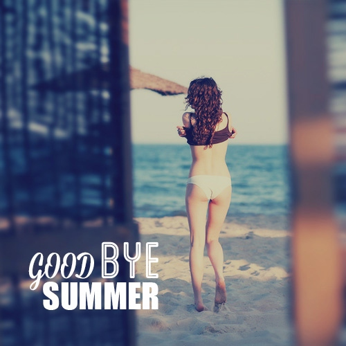 Good Bye Summer