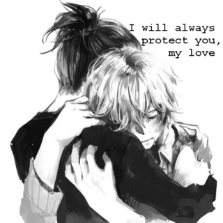 I Will Always Protect You, My Love
