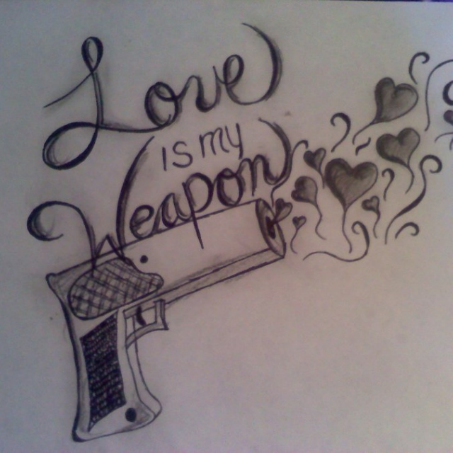 Love Is My Weapon
