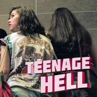 greetings from teenage hell