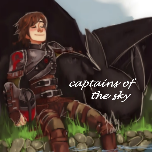 captains of the sky