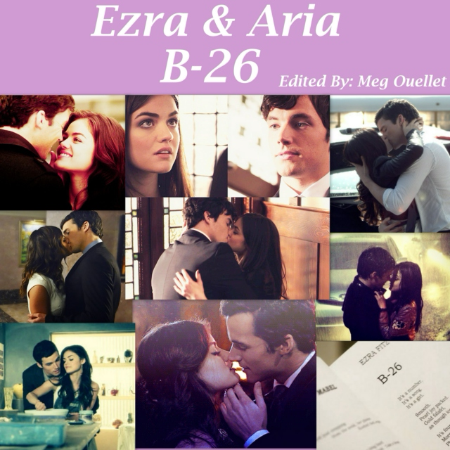 Ezra & Aria's Relationship Mix