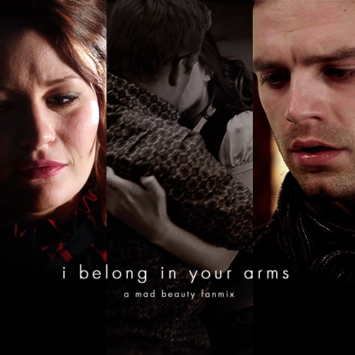 i belong in your arms