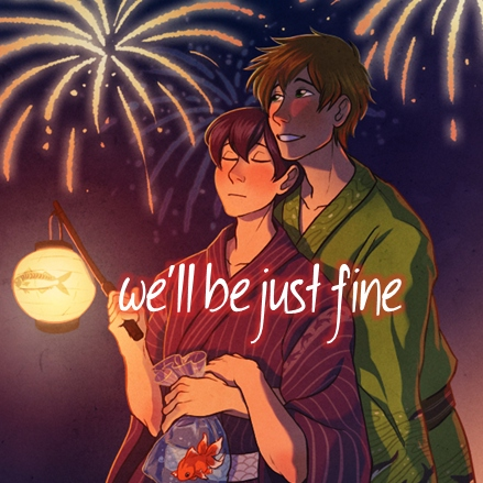 we'll be just fine