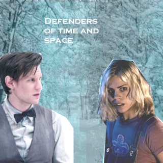 defenders of time and space