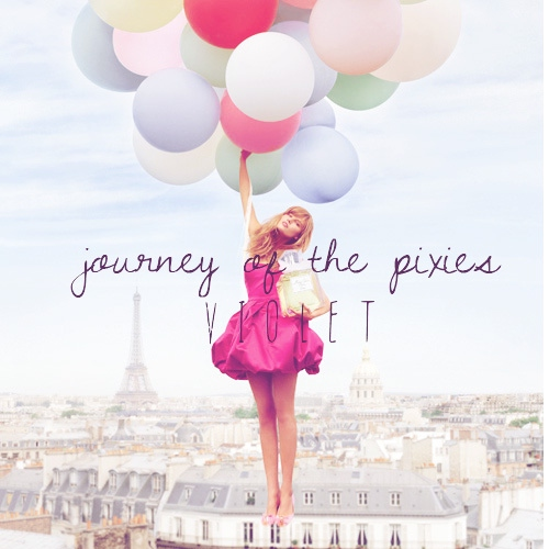 Journey of the Pixies by Violet Mackintosh