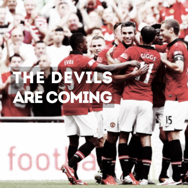 the devils are coming