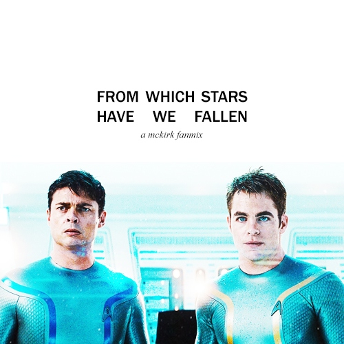 from which stars have we fallen