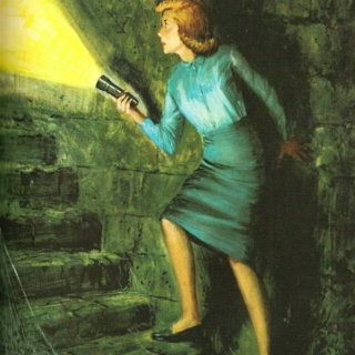 nancy drew; it's locked!