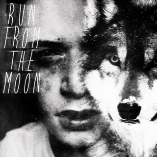 run from the moon.