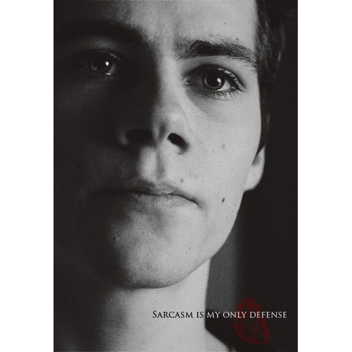 Sarcasm is my only defense (Stiles fanmix)