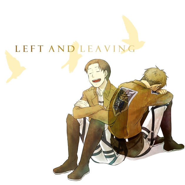 Left and Leaving (JeanMarco FST)