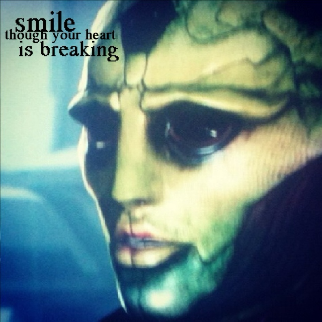 Smile Though your Heart is Breaking (ShirosMix)