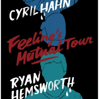 cyril hahn | ryan hemsworth | giraffage