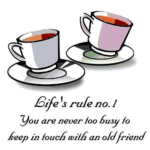 For Special Friends...