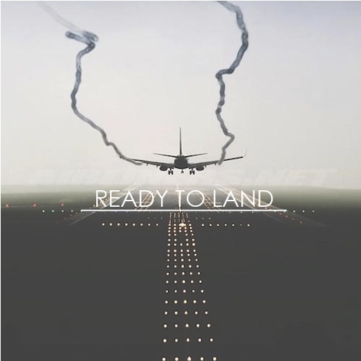 Ready to land