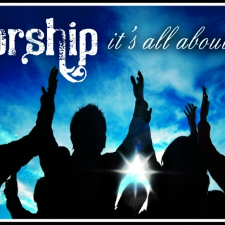 """Worship """"it's about him"""""""