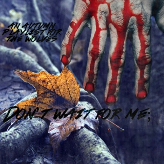 Don't wait for me; an autumn playlist for the wolves