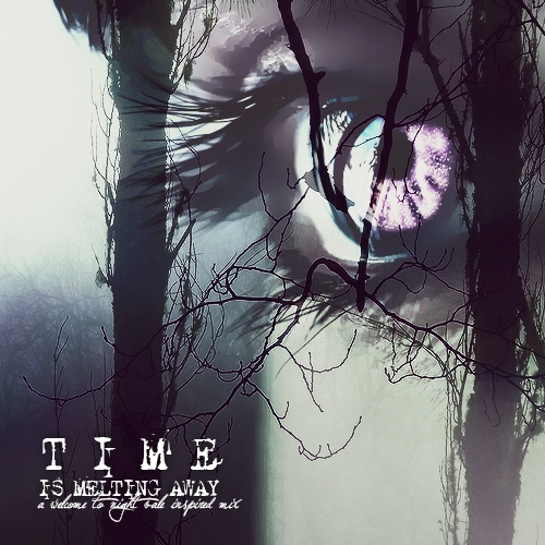 time is melting away