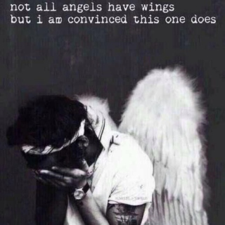 The Boy With The Hidden Wings