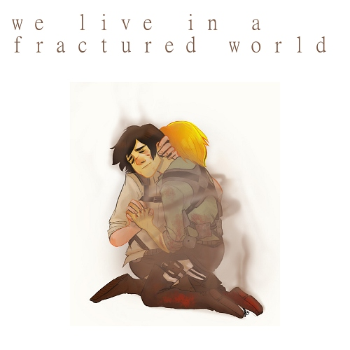 we live in a fractured world