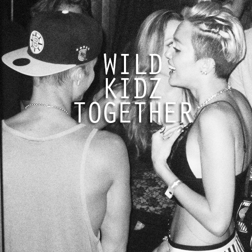WE CAN BE WILD KIDZ TOGETHER