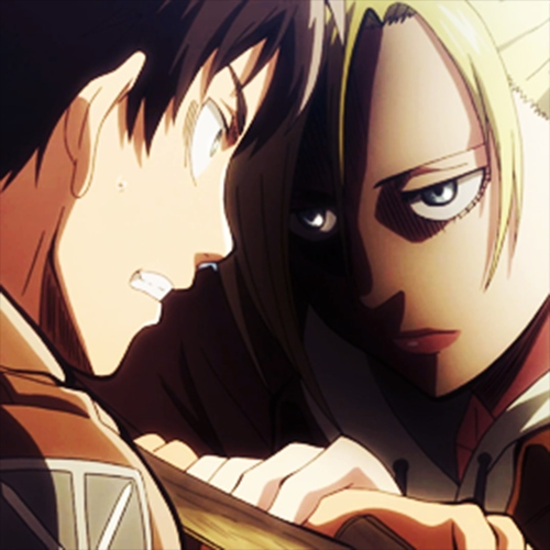 You Of All Things (Eren&Annie FST)