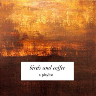 birds and coffee