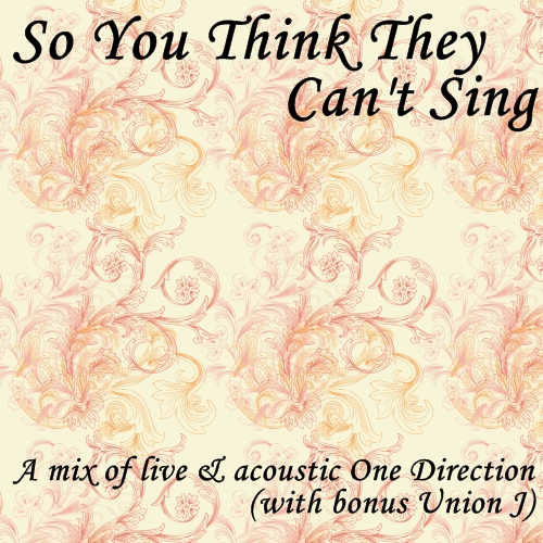 So You Think They Can't Sing