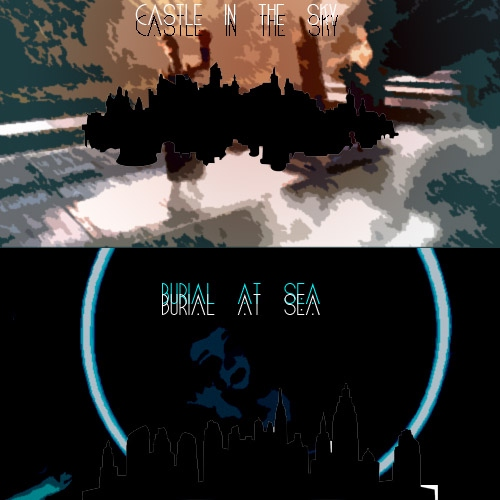 burial at sea/castle in the sky