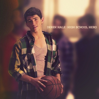 derek hale: high school hero