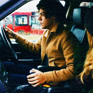 drives with harry